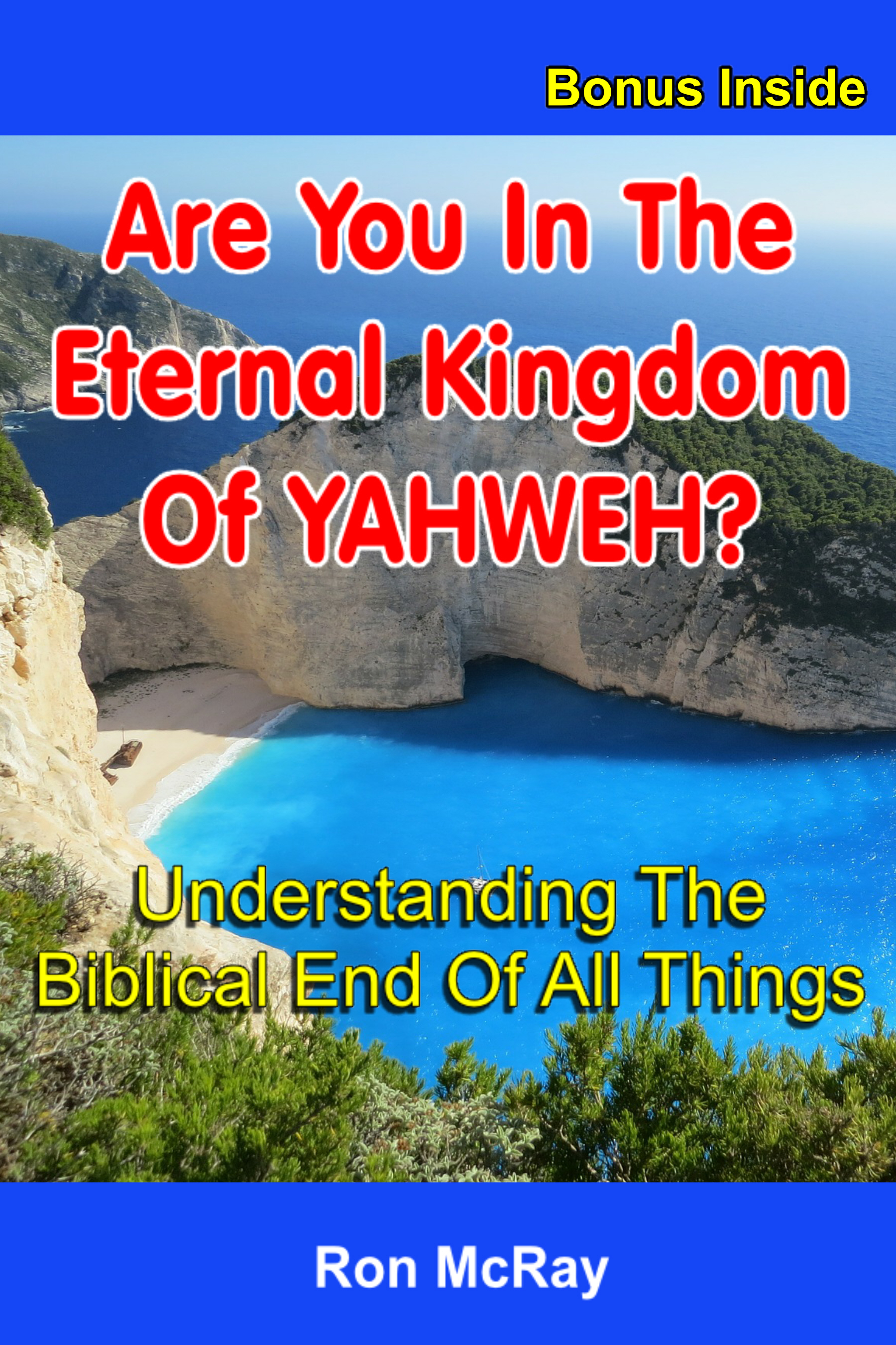 Are You In The Eternal Kingdom?